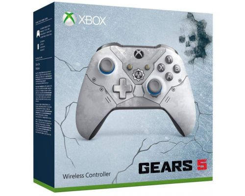 Un control inalámbrico para Xbox One Limited Edition Gears 5