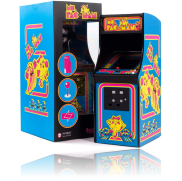 Une Mini arcade Ms. PAC-Man