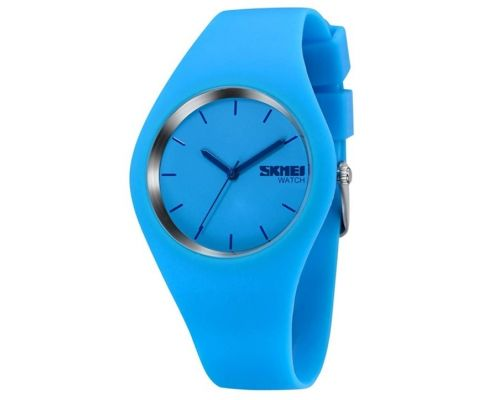 A Silicone Quartz Wrist Watch