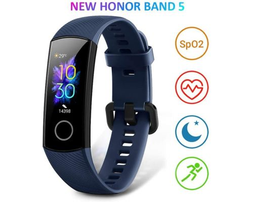 A HONOR Band 5 Connected Watch