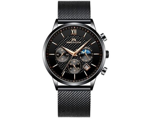 A Men's Chronograph Watch