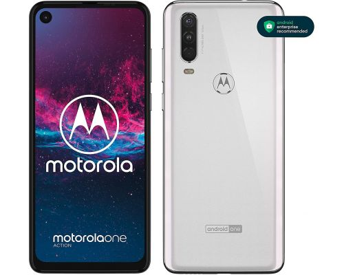 A Motorola One Action