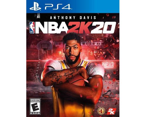 A NBA 2K20 PS4 Game