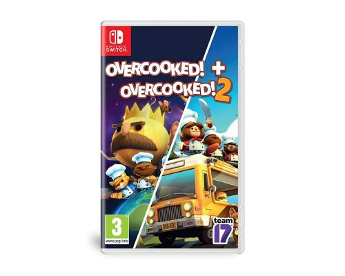 A Overcooked Special Edition Switch Game
