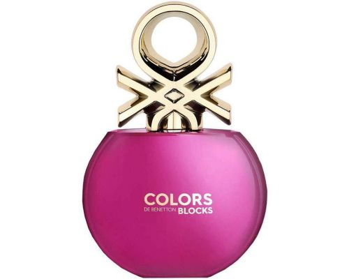 Un Parfum Benetton Colors Block