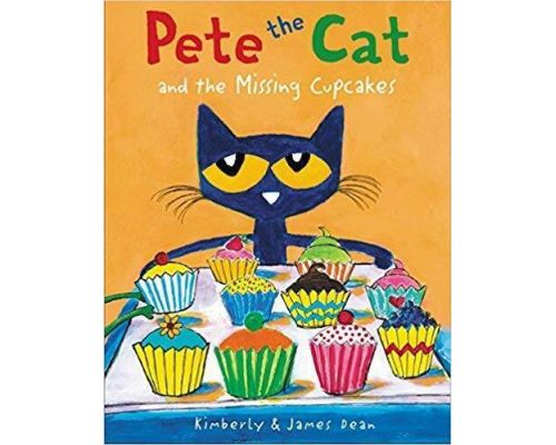 <notranslate>A Pete the Cat and the Missing Cupcakes Book</notranslate>