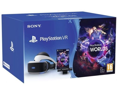 Une PlayStation VR