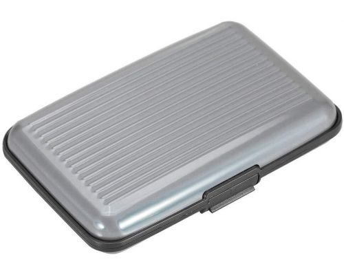 A Silver Card Holder