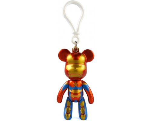 An Iron Man Bears Keychain