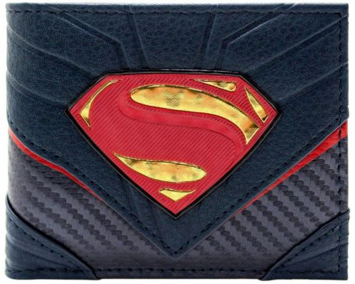 En DC Comics Superman Carbon tegnebog