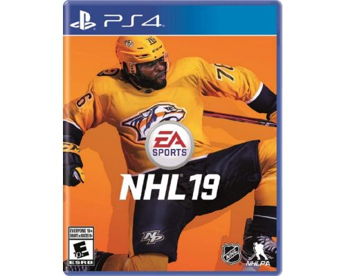 A PS4 Game NHL 19