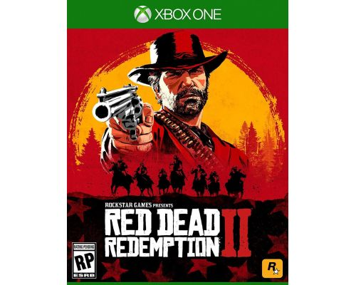 A PS4 Game Red Dead Redemption 2