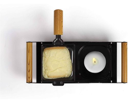 A Raclette with Candle