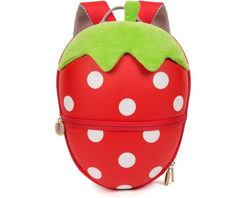A Strawberry Backpack