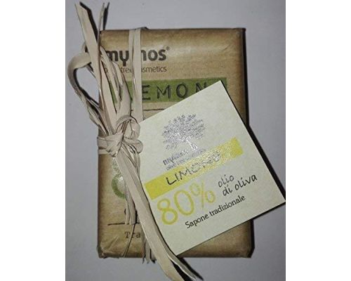 A Traditional Vintage Olive Oil & Lemon Soap
