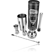 Set Shaker a Cocktail en inox