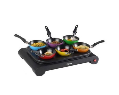 Un Set Wok Party Tristar
