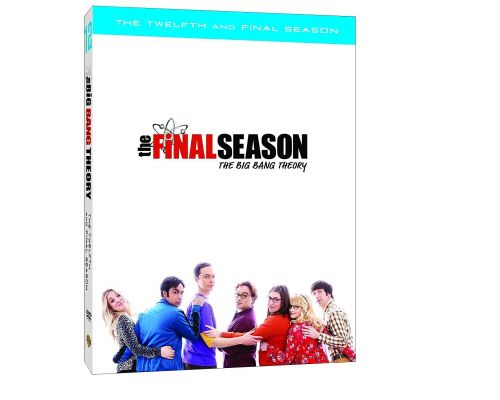 The Big Bang Theory: The Twelfth and Final Season DVD