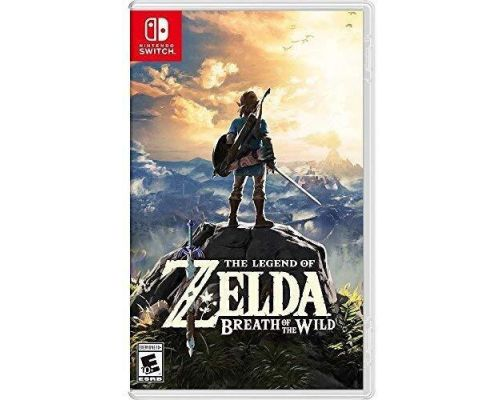 The Legend of Zelda: Breath of the Wild Switch Game