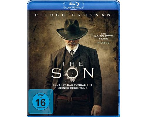 Blu-Ray The Son - Staffel 1+2 Gesamtbox
