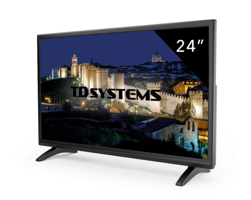 Une TV HD 24 pouces LED Full HD TD Systems