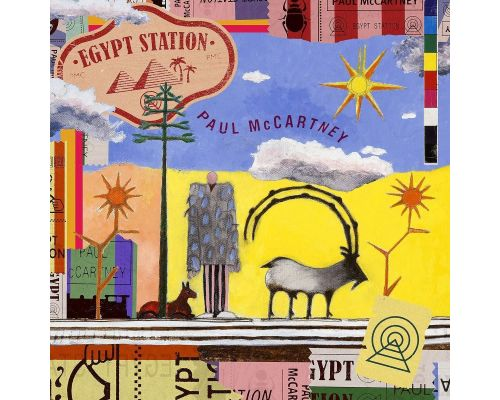 Un Vinyle Egypt station