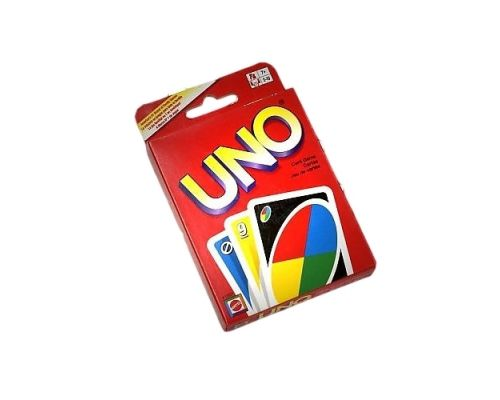 a Uno Card Game