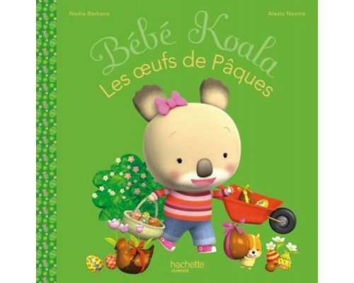 A Koala Baby Book - Easter Eggs