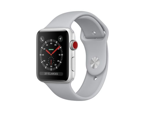 Une Apple Watch Series 3 GPS + Cellular