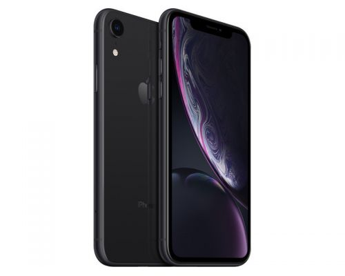 Un Iphone XR 128 Go Noir