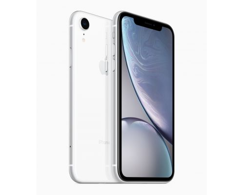 Un Iphone XR 64 Go Blanc