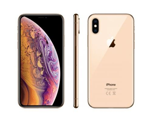 Un Iphone Xs 512 Go Or